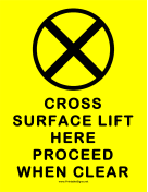 Cross Surface Lift Here