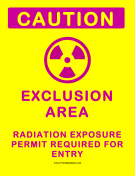 Exclusion Area
