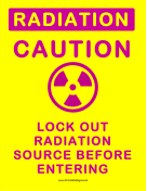 Radiation Lock Out Source