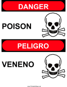 Poison Bilingual