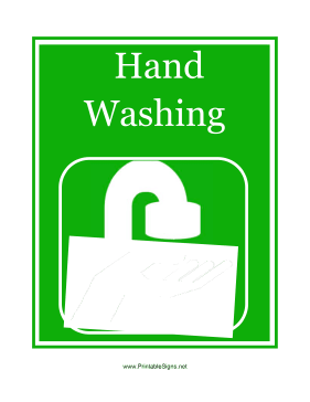hand washing research paper