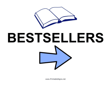 Bestsellers - Right Sign