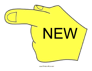 New Finger Left Sign