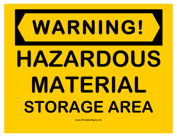 photo relating to Quarantine Sign Printable identified as Caution Indications