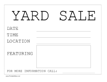 sales signs templates